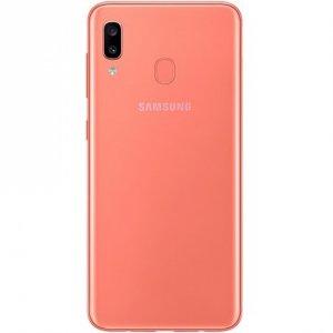 Samsung Galaxy A20e Coral/Orange, 5.8 , PLS TFT, 720 x 1560, Exynos 7884, Internal RAM 3 GB, 32 GB, microSD, Dual SIM, Nano-SIM