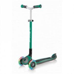 GLOBBER scooter Master Lights Green, 662-106
