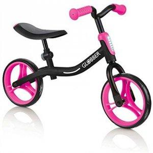 GLOBBER Balance Bike Go Bike black/pink, 610-132