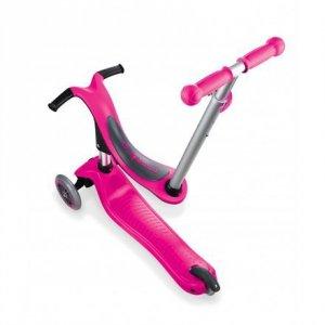 GLOBBER scooter Go Up Sporty rožinė, 451-110-2 S
