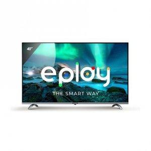 Allview 40ePlay6100-F 40, Smart TV, Android 9.0 TV, Full HD, 1920 x 1080 pixels, Wi-Fi, DVB-T/T2/C/S/S2, Black/Silver