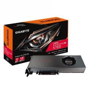 Gigabyte GV-R57-8GD-B AMD, 8 GB, Radeon RX 5700, GDDR6, PCI-E 4.0 x 16, Processor frequency 1625 MHz, HDMI ports quantity 1, Me