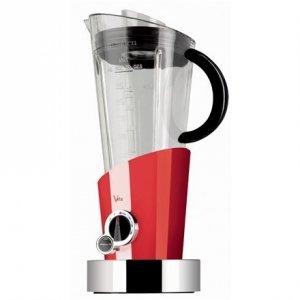 Bugatti Vela Evolution Blender 12-EVELAC3 Red, 500 W, Tritan PTC BPA free jar, 1.5 L, Ice crushing, Type Stand blender