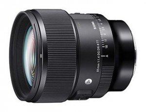 Sigma lens AF 85mm F1.4 DG DN for Sony E-mount [Art]