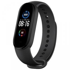 Xiaomi Mi Smart Band 5 Fitness tracker, AMOLED, Heart rate monitor, Waterproof, Bluetooth, Black