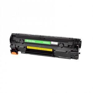 ColorWay Toner Cartridge, Black, HP CE285X; Canon 725H
