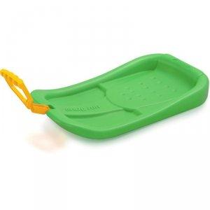 Ślizg plastikowy crazy run zielony