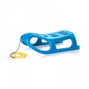 Sanki plastikowe speed niebieskie