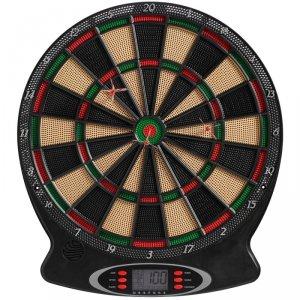 Tarcza dart elektroniczny Best Sporting 43cm + 6 lotek