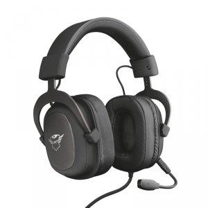 Trust GXT 414 Zamak - Słuchawki dla graczy (czarny)