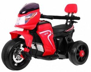 Motorek Rowerek Pchaczyk Czerwony