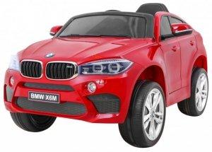 Pojazd BMW X6M Lakierowany Czerwony