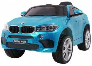 Pojazd BMW X6M Lakierowany Niebieski