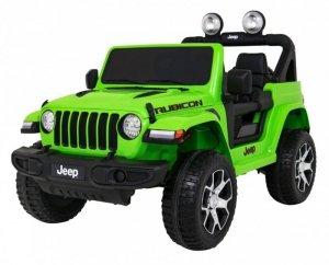 Pojazd Jeep Wrangler Rubicon Zielony
