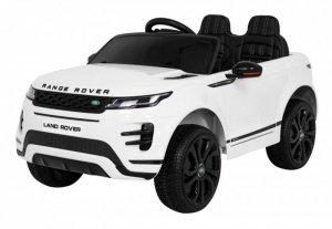 Pojazd Range Rover Evoque Biały