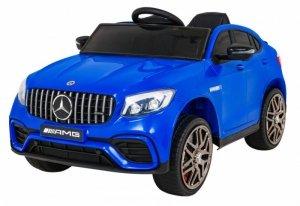 Pojazd Mercedes Benz GLC63S Niebieski