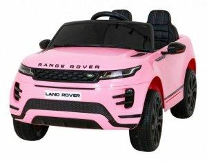 Pojazd Range Rover Evoque Różowy