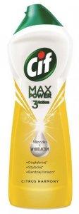 CIF Max Power Citrus Mleczko z Wybielaczem 1001g