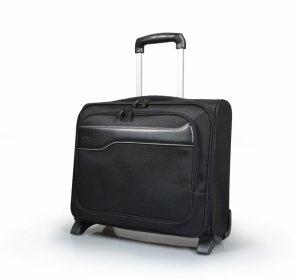 """Torba na kołach na laptopa PORT DESIGNS Hanoi 105318 ( Trolley; 15,6""""; kolor czarny)"""