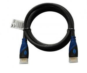 Kabel Hdmi m savio 3M pozłacane końcówki high speed