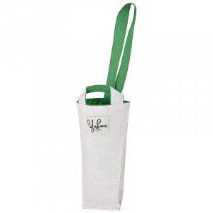 Ekologiczna torba na butelkę – Yuhme Green