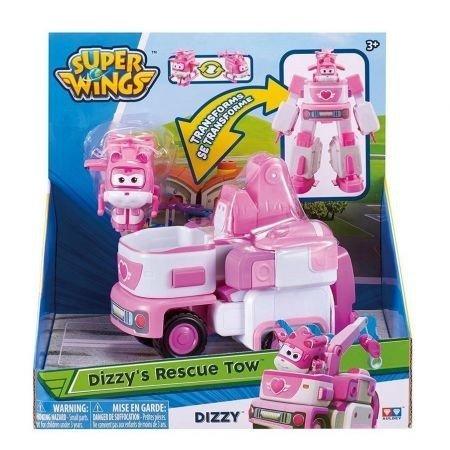Cobi Figurka Pojazd transformujący Super Wings  Dizzy