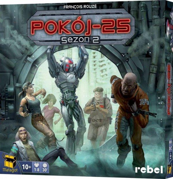 Rebel Gra Pokój 25 Sezon 2