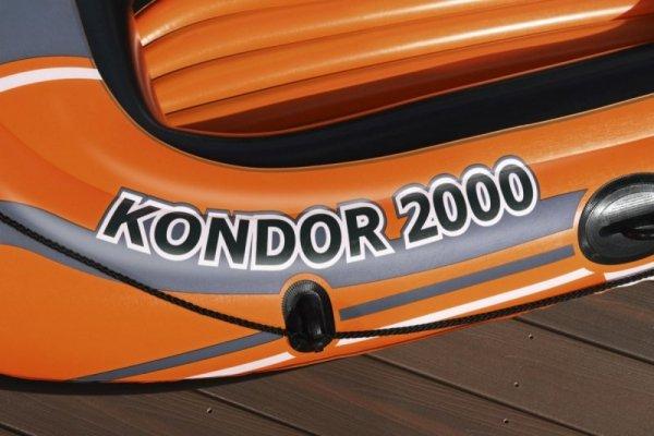 Ponton Kondor 2000, 188 cm x 98 cm BESTWAY