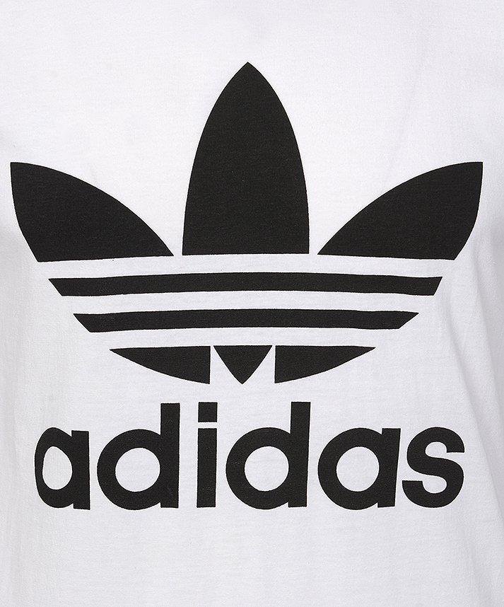 Adidas Originals biała koszulka t-shirt męski Org Trefoil AJ8828
