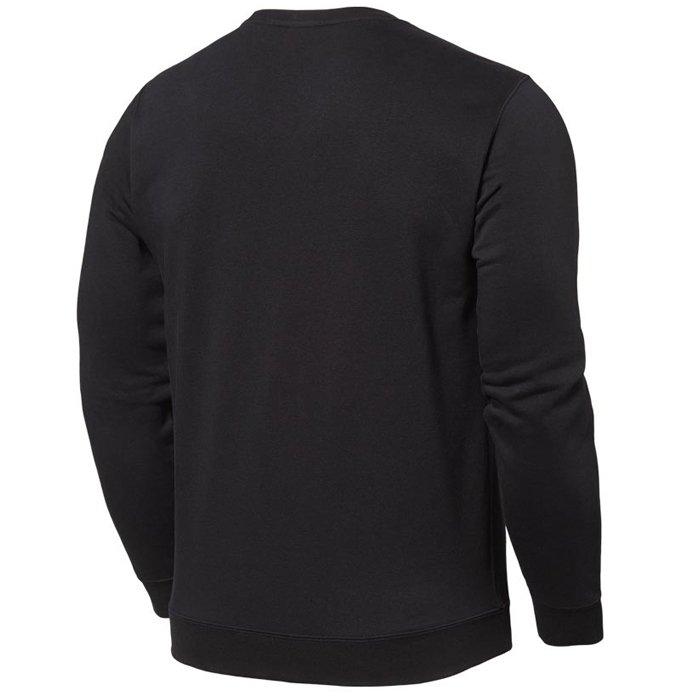 Klasyczna bawełniana bluza Nike czarna 804343-010