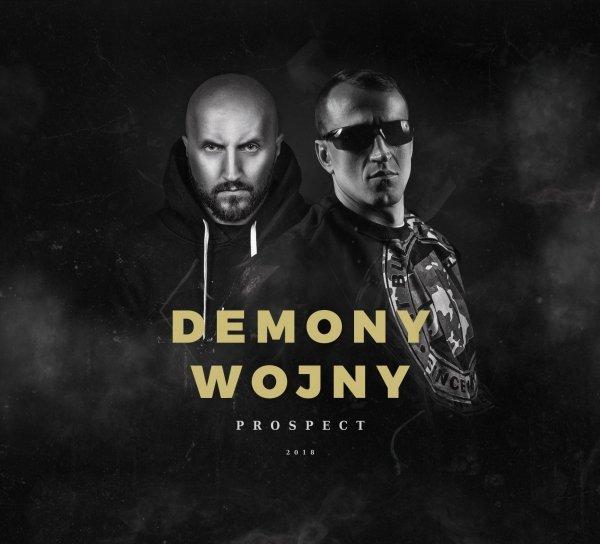 """ZESTAW Prospect CD """"Demony Wojny"""" + T-Shirt Ready For War"""
