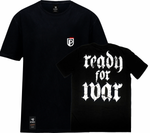 "ZESTAW Prospect CD ""Demony Wojny"" + T-Shirt Ready For War"