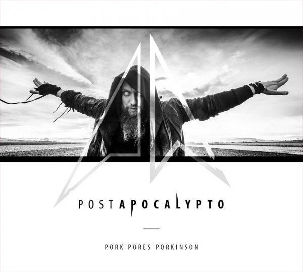 """CD Pork Pores Porkinson """"93 Mln Mil Od Słońca"""" + """"Postapocalypto"""" + Pork Pores Porkinson """"Psychoterapy"""""""