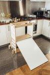 Double Kitchen Helper 3 w 1
