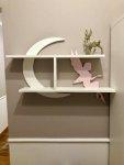 Półka dla dziecka wróżka