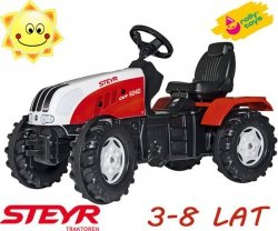 Rolly Toys Traktor na pedały Steyr 3-8 Lat