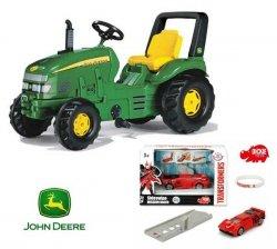 Rolly Toys Traktor na pedały John Deere 3-10 Lat
