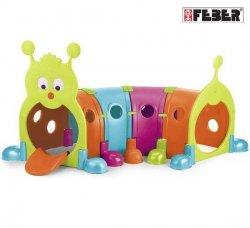 FEBER Gus Tunel Zabawowy Gąsiennica Dla Dzieci