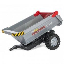 Rolly Toys Przyczepa Wywotka Halfpipe do traktora
