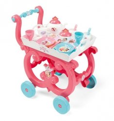SMOBY Disney Princess Wózek Z Zastawą