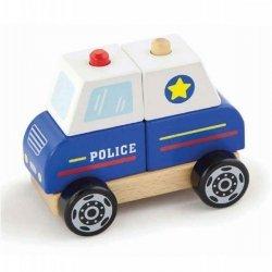 VIGA Samochód Policyjny Do Układnia
