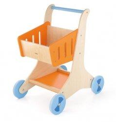 VIGA Drewniany Wózek Sklepowy