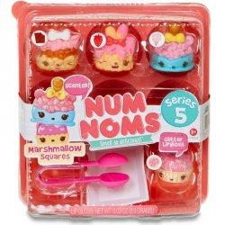 MGA Num Noms Zestaw Startowy Marshmallow Squares 5