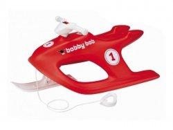 BIG Sanki Skuter Śnieżny Bobby Bob czerwony