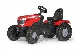 Rolly Toys Traktor na pedały Massey Ferguson 3-8l