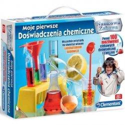 CLEMENTONI Moje Pierwsze Doświadczenia Chemiczne