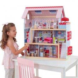 KIDKRAFT Domek dla lalek Chelsea