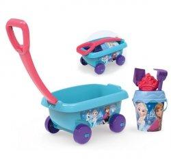 SMOBY Wózek z Akcesoriami Do Piasku Frozen