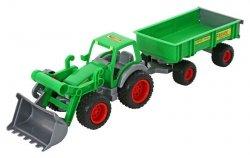 Wader QT  Farmer Technic Traktor Ładowarka z prz.
