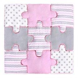 Lulando Puzzle różowe